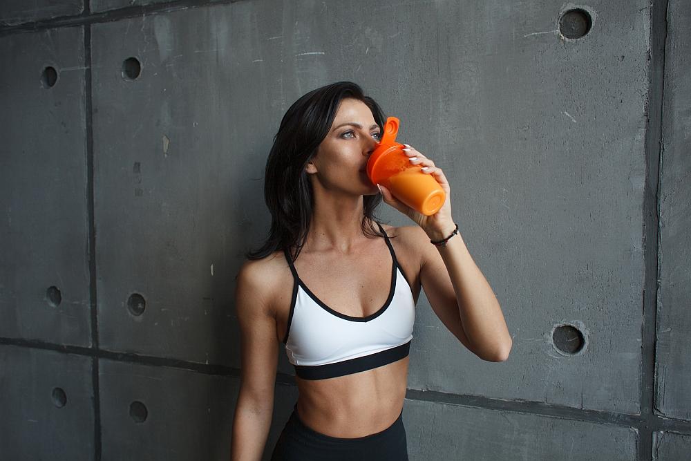 Podaż białka w ciągu dnia