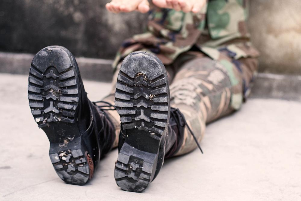Jaka odzież wojskowa może być kupiona?