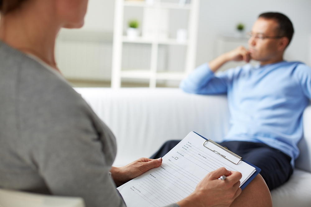 Stany lękowe – czy iść do psychologa?