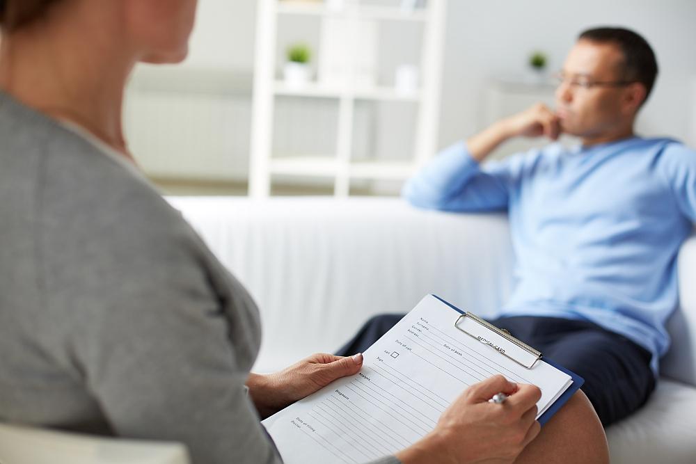 Gabinet psychoterapii – oczekiwania i rzeczywistość